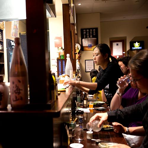 Yakitori Takumi Our Restaurant